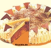 Sahne-Whisky-Torte